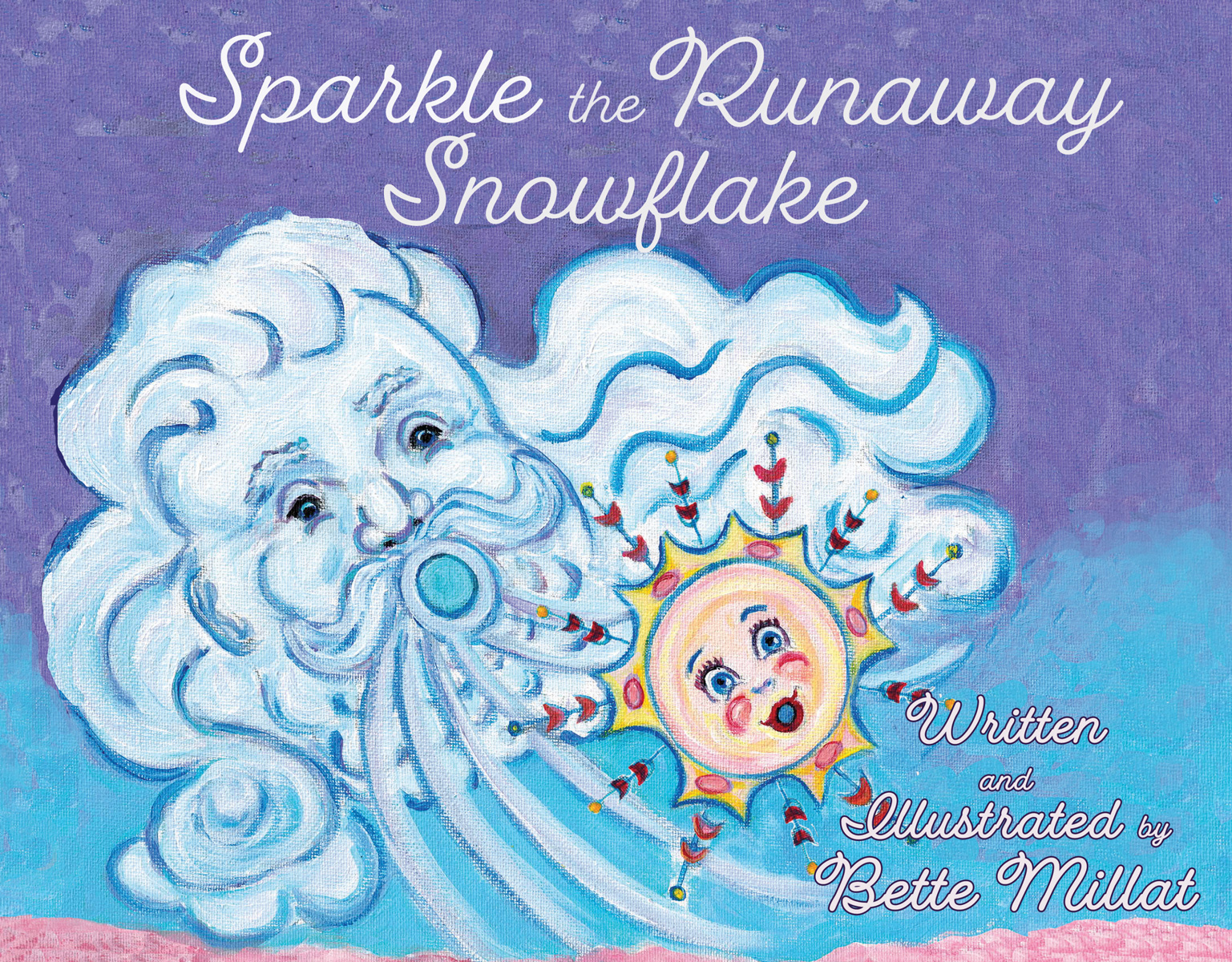 Sparkle the Runaway Snowflake